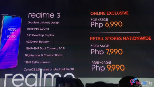BUDGET PHONE ALERT: Realme 3 Smartphones Offer Great Specs On A Low Price Point