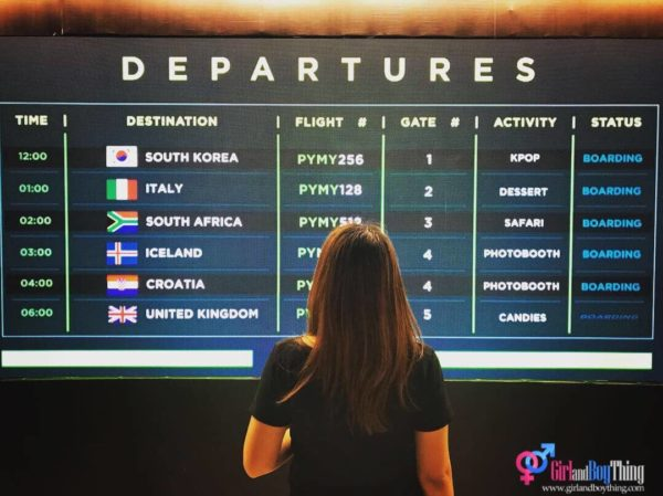 Travel to UK, South Africa, Iceland, South Korea, Italy or Croatia for FREE with PayMaya Tara Raffle Promo