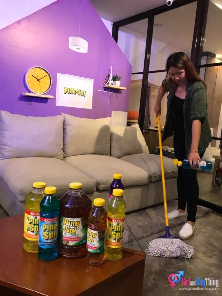 Join the Pine-Sol Cleaning Dance Challenge and Win Amazing Prizes!