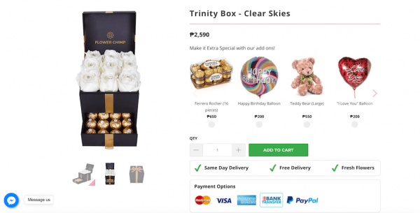 Flower Chimp Trinity Collection: Beauty and Sweetness In A Box