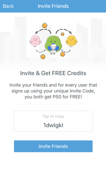Get P50 Up To P5,000 PayMaya Credits When You Refer and Upgrade
