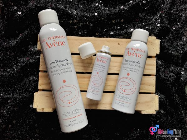 A Water that Moisturizes Your Skin...Avéne Thermal Spring Water