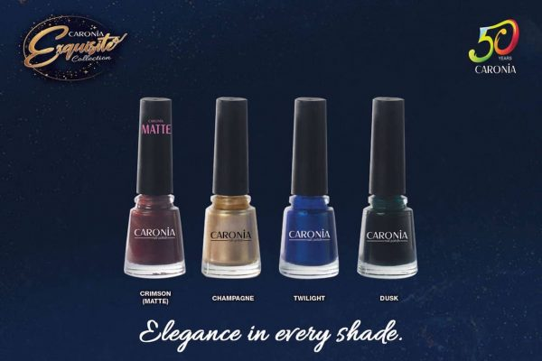 Caronia Exquisite Collection: Elegance in Every Shade