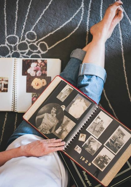 How To Safely Remove Photos From Sticky Photo Albums?