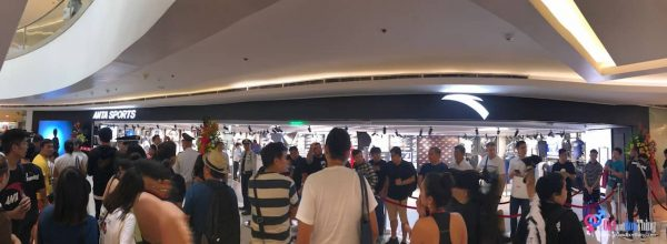 ANTA Opens 1st-Ever Flagship Store in The Philippines