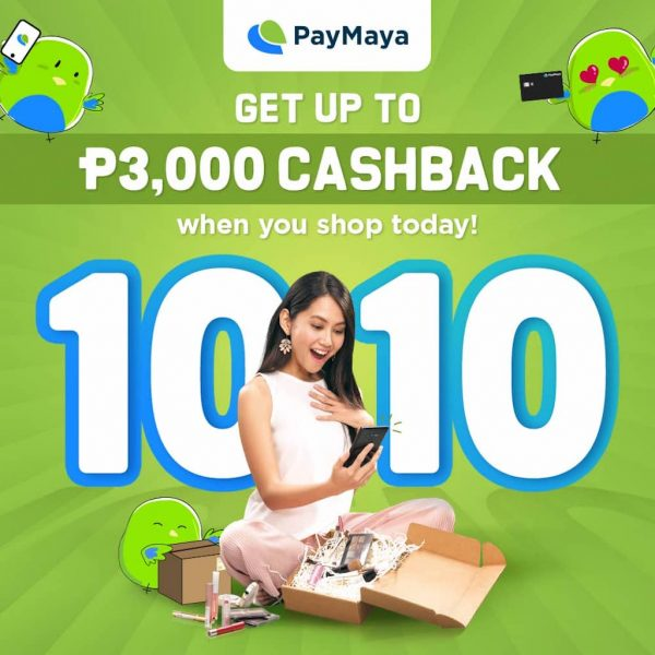 10.10 Weekend Shopping Made Easy With PayMaya