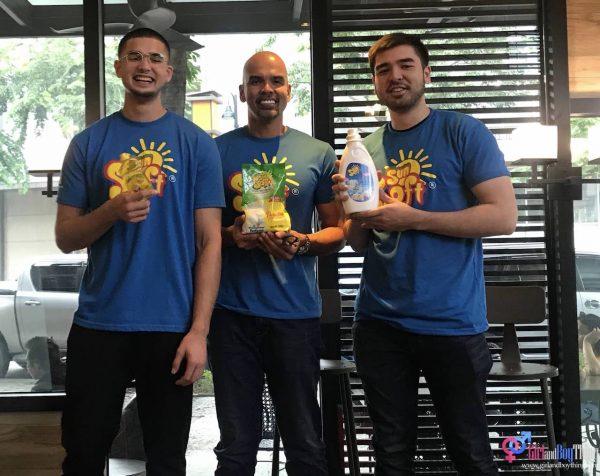 Marikina Shoe Exchange Launches Sun Soft Detergent, Fab Con and Dishwashing Liquid
