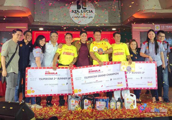 Jeepney Drivers Shine at Shell Rimula Tsuperstar Grand Finals