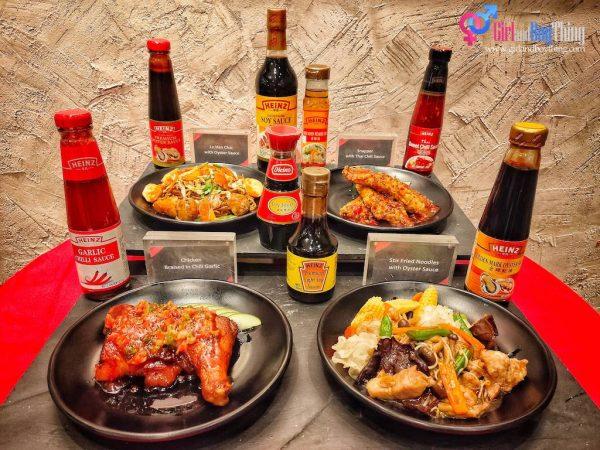 Heinz Asian Sauces