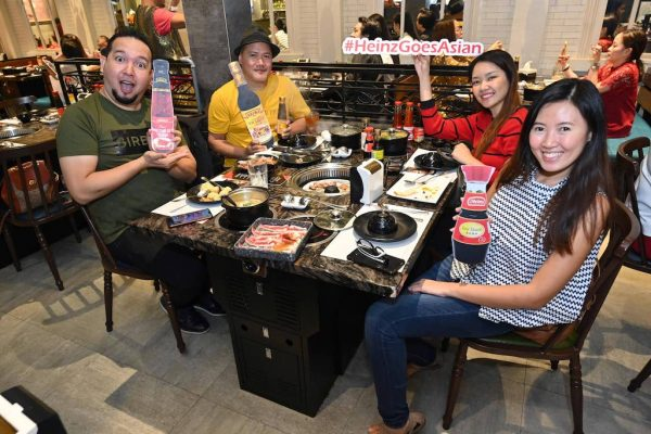 Taste of Asia: Heinz Asian Sauces Now Available in The Philippines
