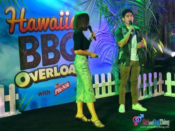 Hawaiian BBQ Overload