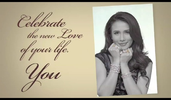 Karylle as the new face of Miladay Today...