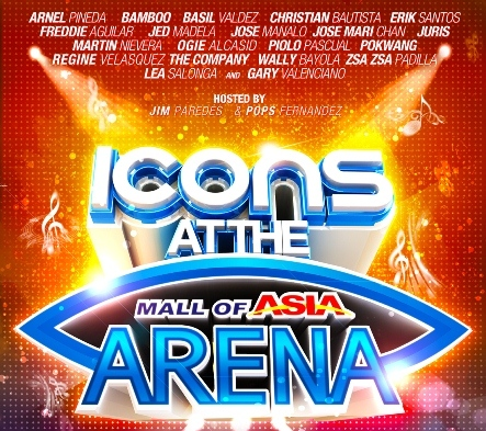 OPM ICONS AT THE MALL OF ASIA ARENA... A GRAND LAUNCH