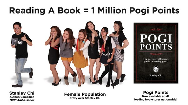 Stanley Chi's Newest Book...POGI POINTS