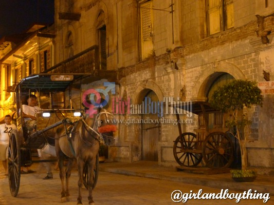 Remembering Old Times at Calle Crisologo