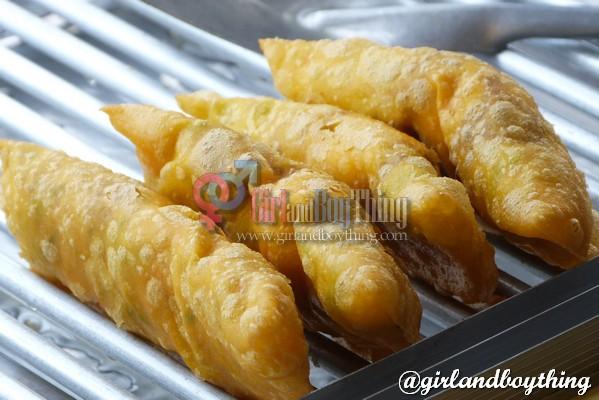 Travel Food Trip: The Original Vigan Empanada of Ilocos Sur