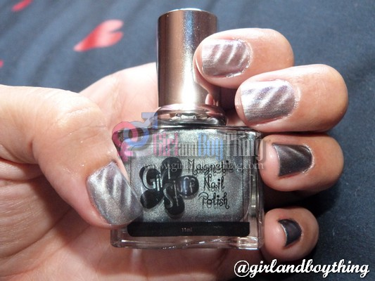 Style up your nails with GIRL STUFF Nail Polish