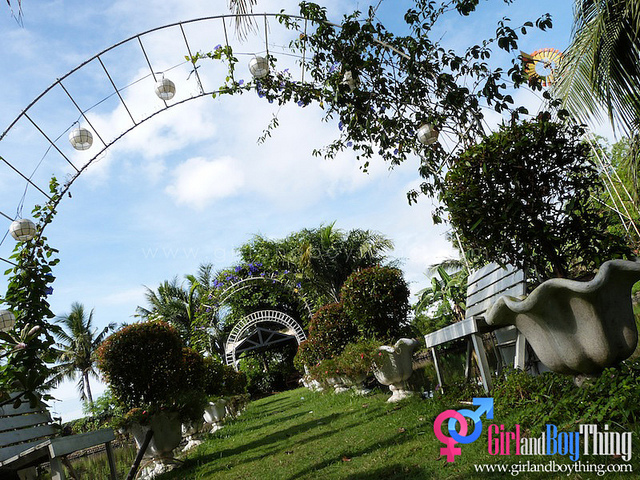 My Healthy Trip: May's Organic Garden And Restaurant