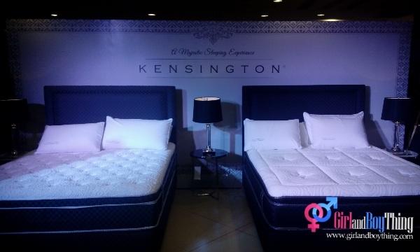 Get A Goodnight Sleep With Uratex Premium Mattress' Kensington® Collection
