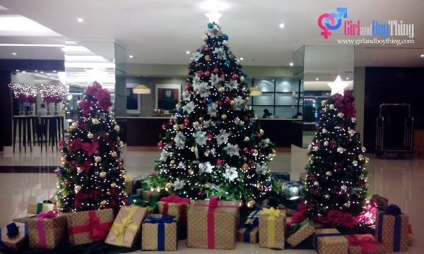 Waterfront Pavilion Hotel and Casino Manila Christmas 1st-Ever Christmas Tree Lighting Event