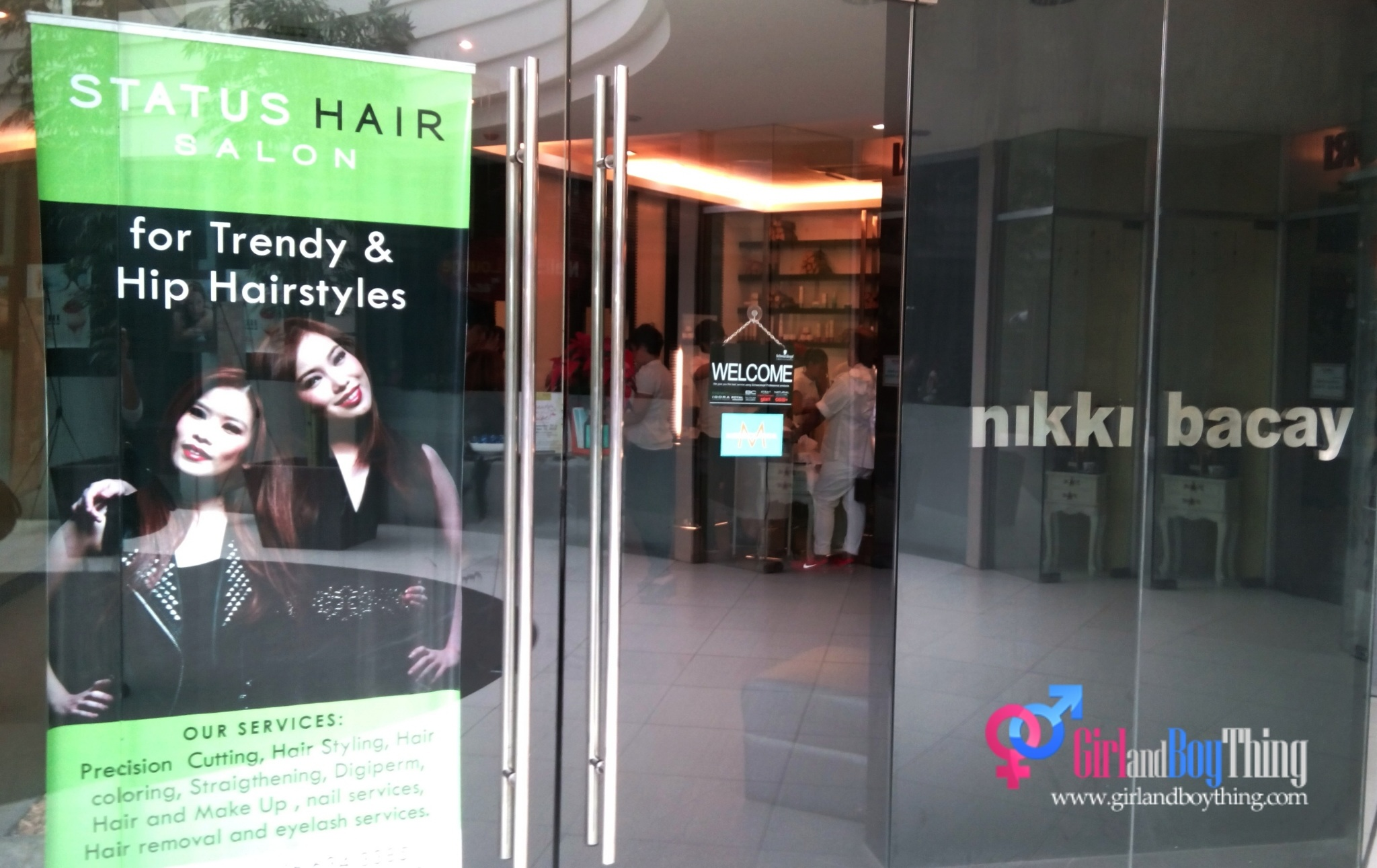 """Have Your Hair Done At Status Hair Salon And Be a Part of their """"Beauty For A Cause"""""""