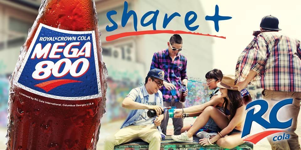 RC Cola A Perfect Refreshment For Filipino Taste