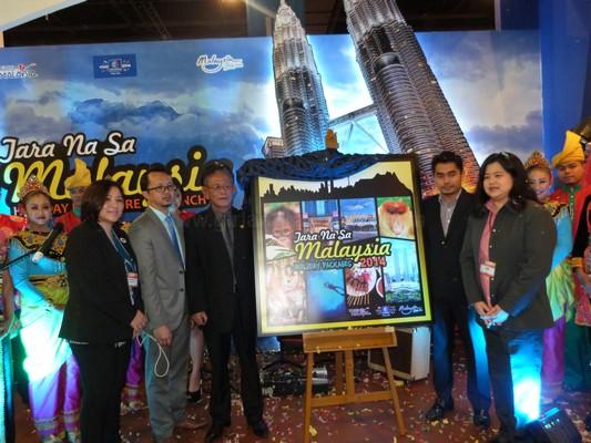 "Tourism Malaysia Launches ""Tara Na Sa Malaysia"" Holiday Packages Brochure"
