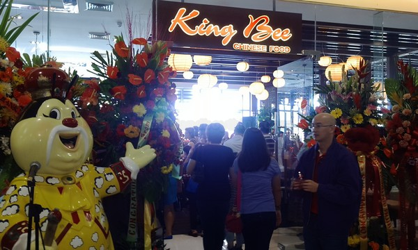 King Bee Chinese Food Restaurant Invades Fisher Mall