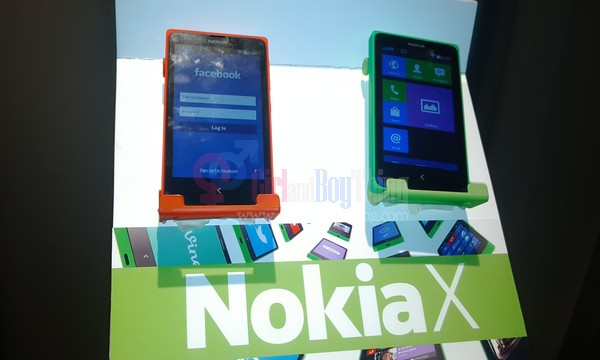 NOKIA X: The First-Ever NOKIA Android Phone