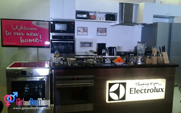 Electrolux Launches Delightful-E Yummy Campaign In Their New Home