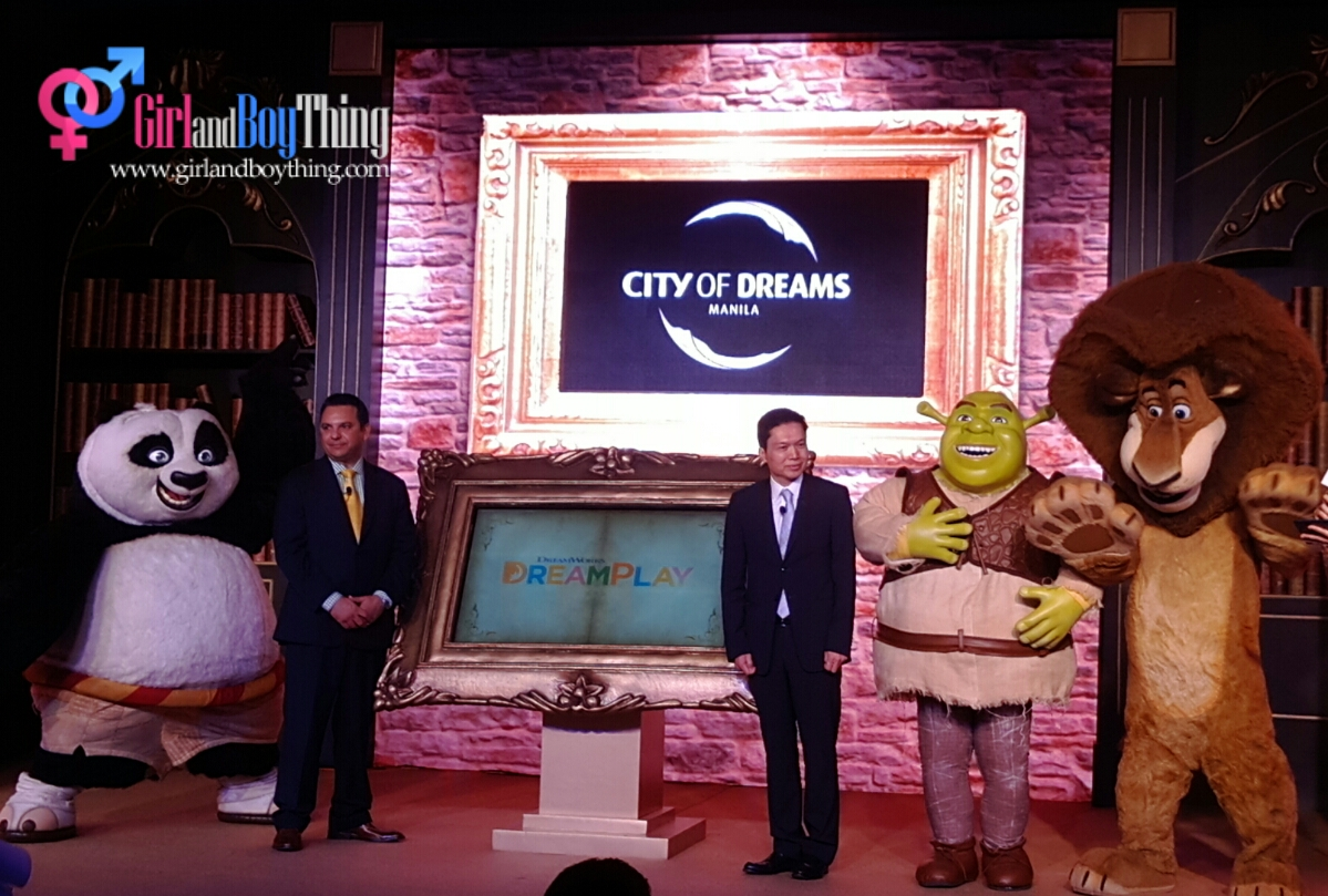 DREAMPLAY BY DREAMWORKS Soon To Rise At City Of Dreams Manila