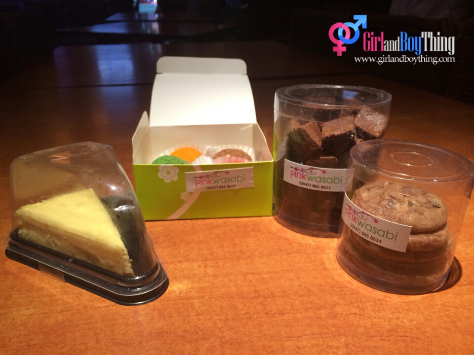 Pink Wasabi: Sweet Treats For the Sweet Tooth