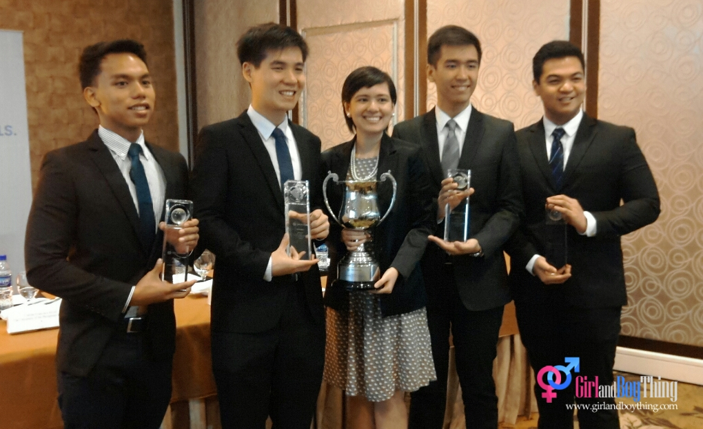 UP Diliman Wins The 8th CFA Institute Research Challenge Global Final