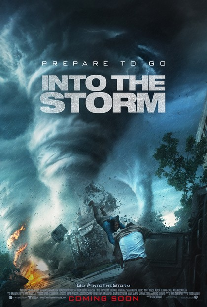 Brace For The Biggest Storm Ever With Disaster Movie INTO THE STORM