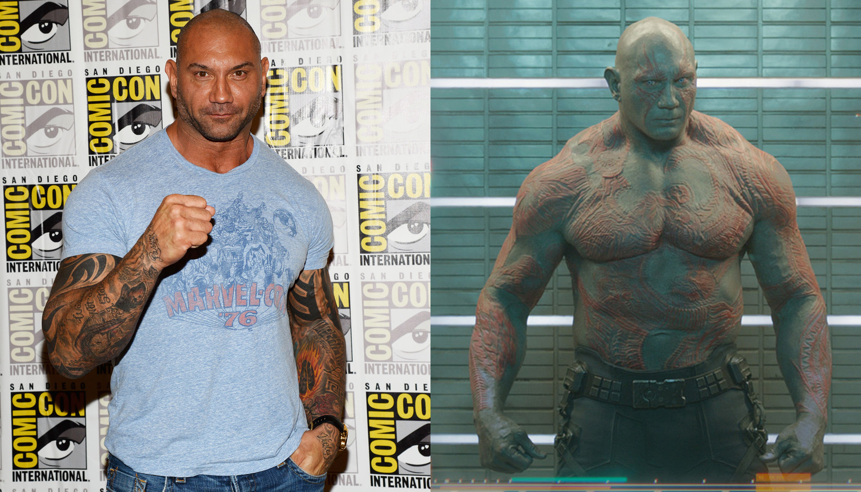 """Southeast Asia Tour Of MARVEL'S """"GUARDIANS OF THE GALAXY"""" Starts In Singapore"""