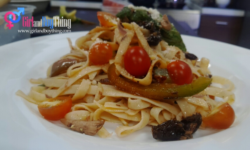 My Electrolux Delightful-E Yummy Kitchen Class Experience