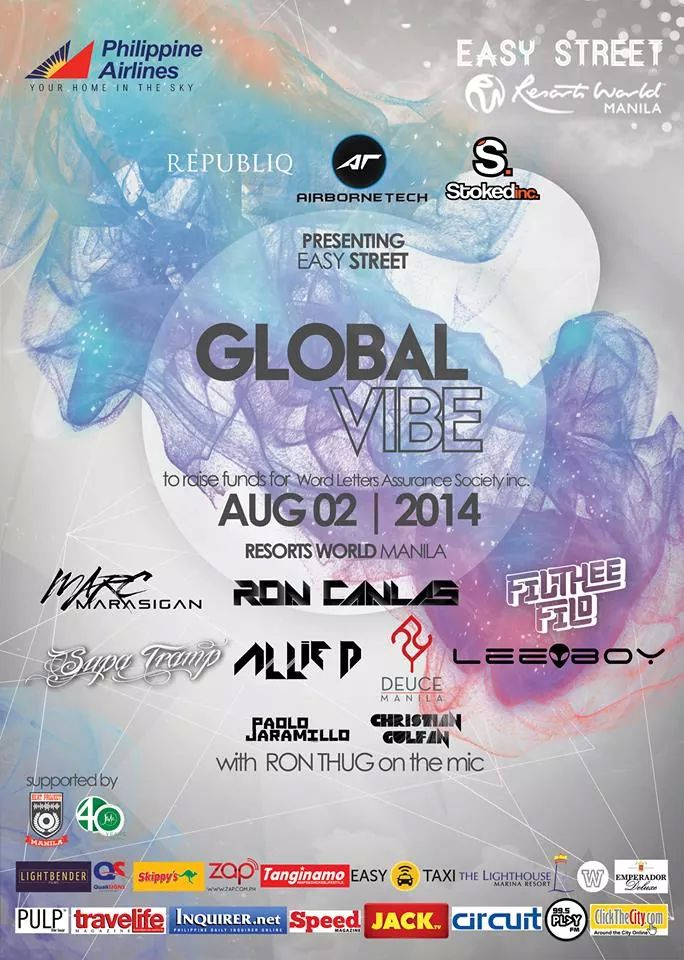 Party For A Cause At GLOBAL VIBE
