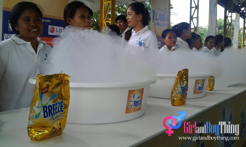 Breeze With ActivBleach Reaches Out To Different Communities Through 1Laba Day Campaign