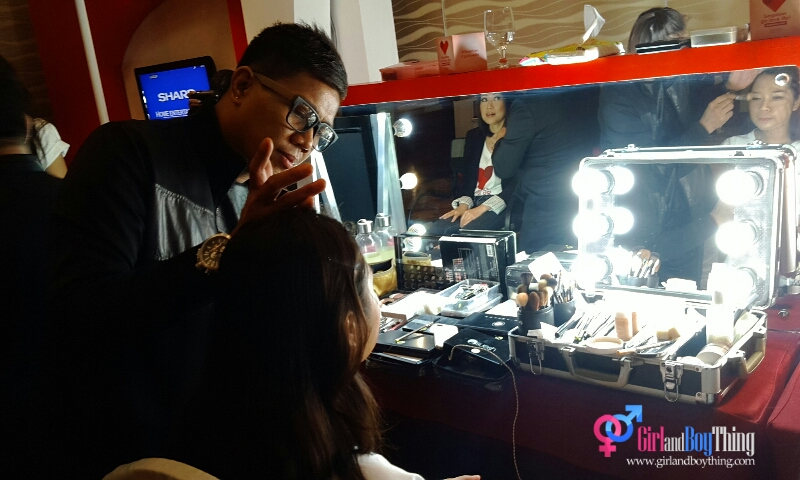 Sangobion Beauty Makeover and Pampering Day