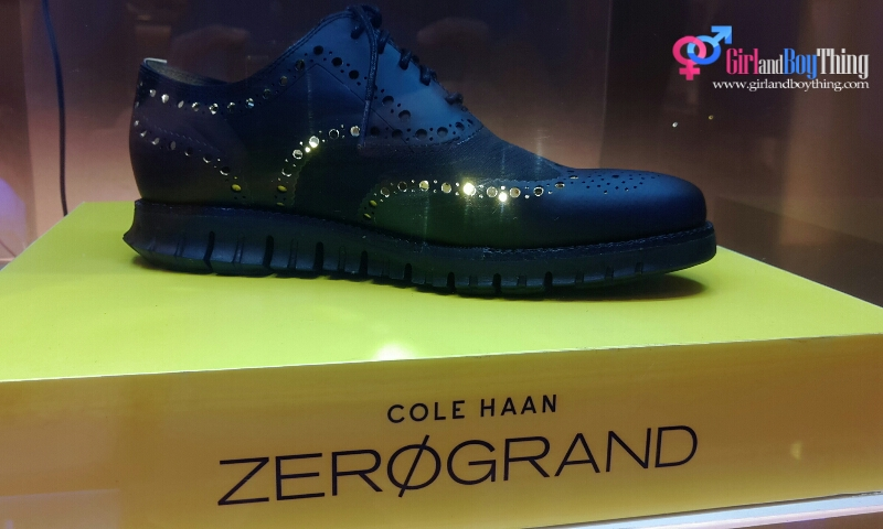 Cole Haan Unveils ZeroGrand Men's Shoe Line In The Philippines