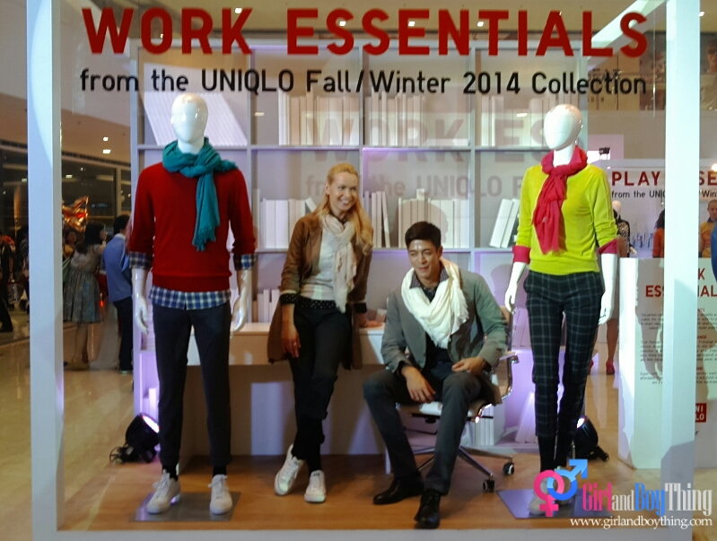 UNIQLO Launches Its 2014 Fall-Winter Collection