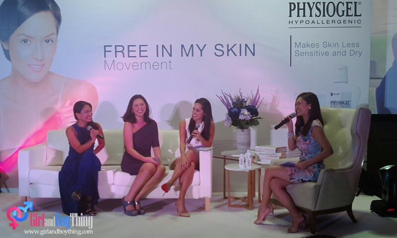 Physiogel Empowers Women Through FREE IN MY SKIN MOVEMENT