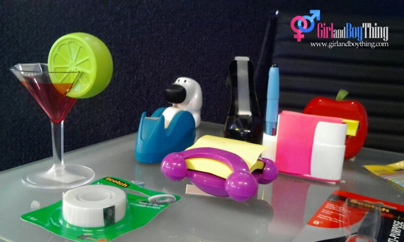 Be Creative and Have Fun With Post-it® And Scotch®  Brands' Newest Products