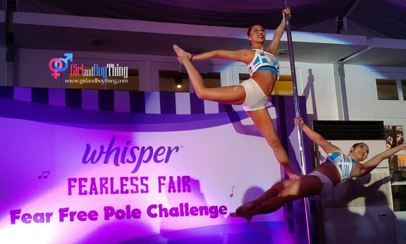 Be Bold And Fearless With Whisper Cottony Long