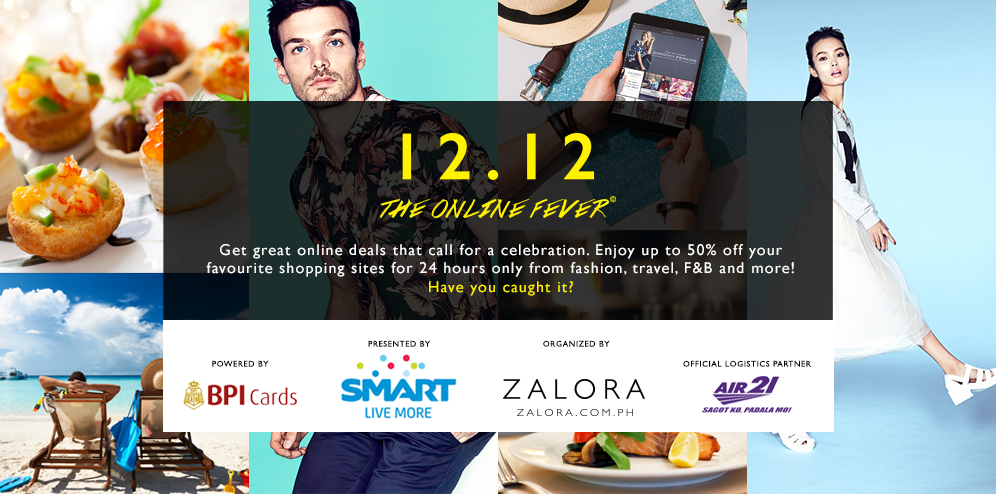 Watch Out For The Biggest Sale Ever!: 12.12 The Online Fever