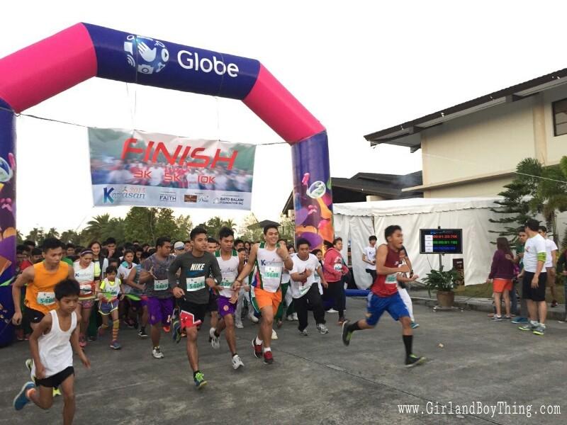 Karipasan 2015: A Batangas Run For Wellness