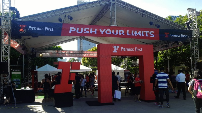 Fitness First Philippines Says