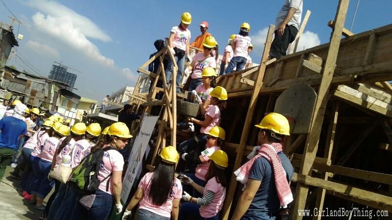 The Women Build Movement of Habitat Philippines