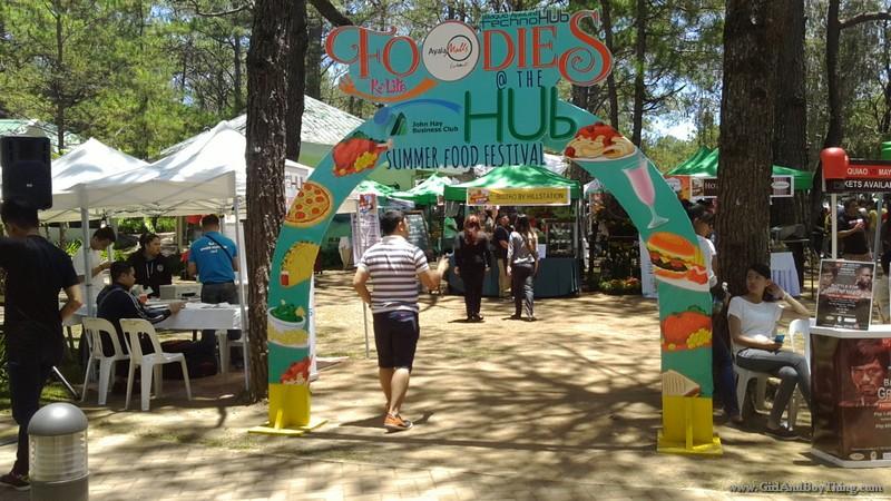 Foodies @ The Hub Summer Food Festival