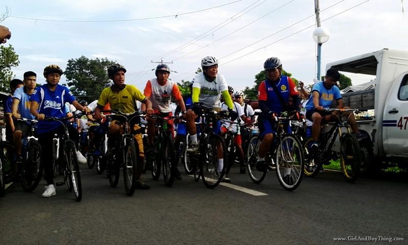 Balete as the Biking Capital of Southern Batangas